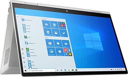 "2020 HP Envy X360 15.6"" FHD Touchscreen Premium 2-in-1 Laptop PC | Intel 10th Gen Quad-Core i7-1065G7 | 20GB RAM | 512GB PCIe SSD | Backlit Keyboard | Fingerprint Reader | Windows 10 Home"