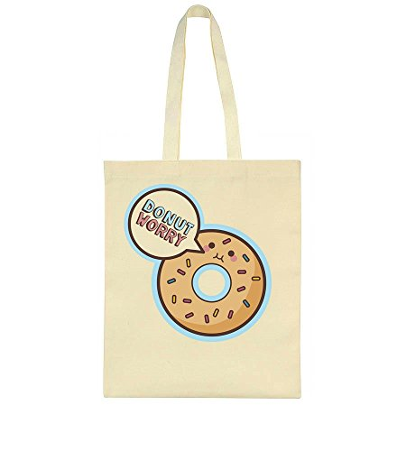 Tasty Tote Worry Donut Bag Donut wRYYHf