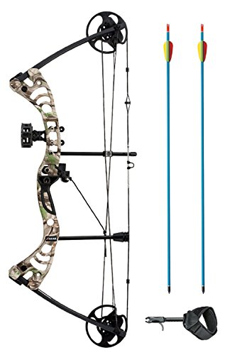 XGear Right Hand Compound Bow 30-55lbs 19″-29″ Archery Hunting Equipment with Max Speed 296fps Review