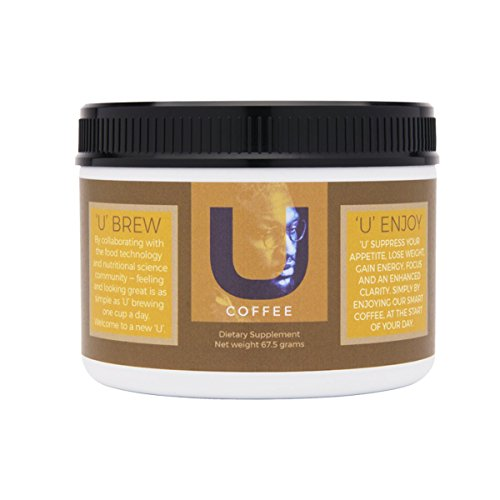 Revital U Coffee Brew Weight Loss Formula (30 day Supply) by Revital U