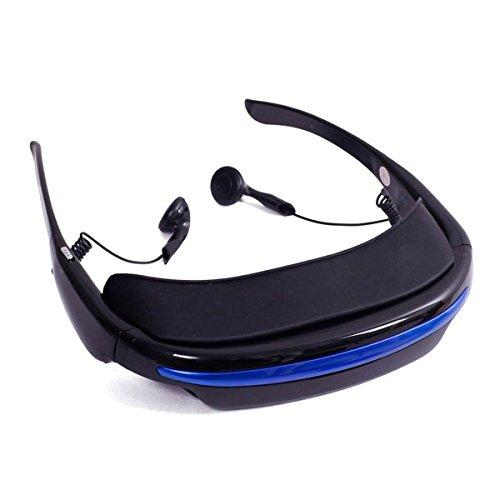 Tragbare VG280 HD 132,08 cm Radbrille virtuellen Videobrille Breitbild Theater 4 GB