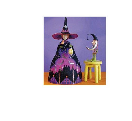 Patience Brewster Krinkles Halloween (Patience Brewster Halloween Bat Moon Figure)
