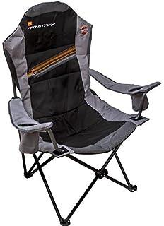 Zebco Pro Staff BP Stuhl 34 cm schwarz