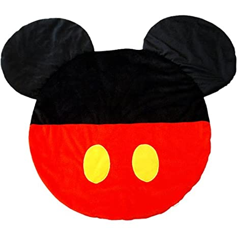 Amazon|Disney ディズニー ミッキーマウス シルエット BIG