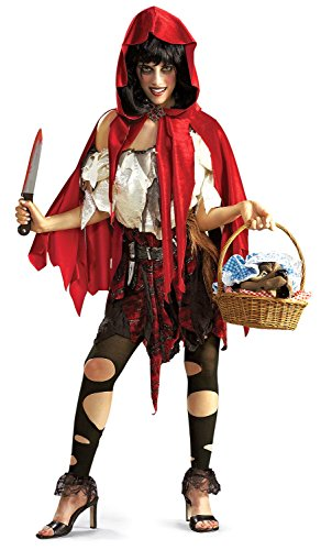 Little Dead Riding Hood Costume - Large - Dress Size 12-14