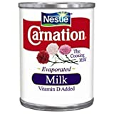 CARNATION EVAPORATED MILK CANNED 12 OZ EACH (1)