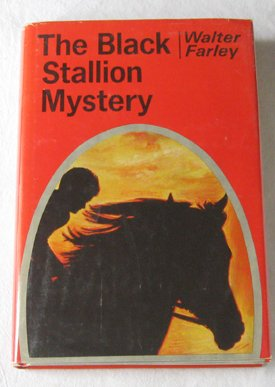 book cover of The Black Stallion Mystery