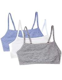 Women's Cotton Pullover Sport Bra