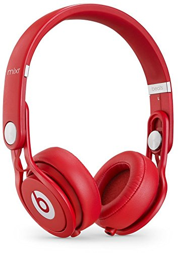 Beats by Dr. Dre Mixr On-Ear Headphones - Red