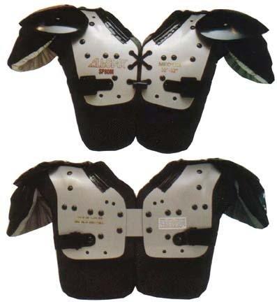エリミネーターYouth Football Shoulder Pads ( 50 – 65ポンド。)からオールスター B001TJQV3G