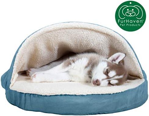 FurHaven Pet Orthopedic Sheepskin Snuggery product image
