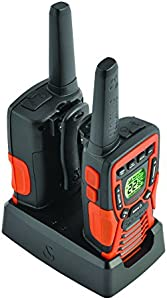 Cobra Acxt1035r Flt Floating Walkie Talkie – Waterproof, Long Range 37-mile Two Way Radio