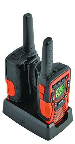 Cobra ACXT1035R FLT Walkie Talkies 37-Mile Two-Way Radios with Rewind-Say-Again (Pair) by Cobra