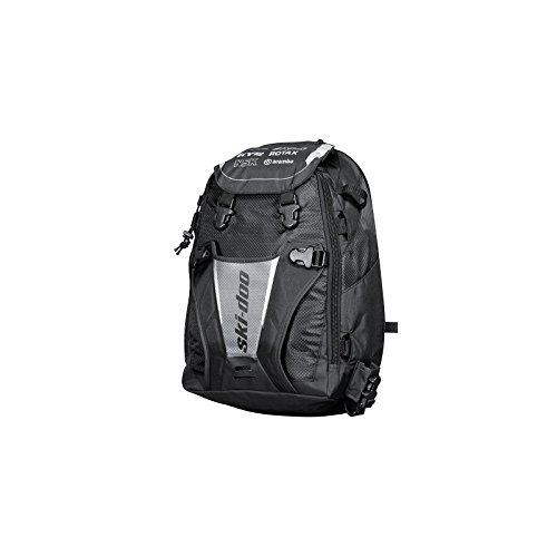 Ski Doo Tunnel Backpack with Linq Soft Strap-black - Tunnel Doo Ski