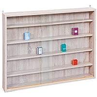 Easy Home Simply Vitrina de madera MDF