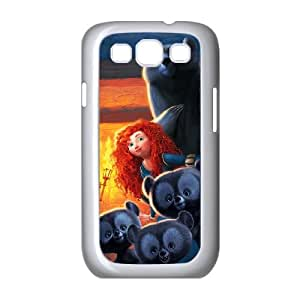 Samsung Galaxy S3 9300 Cell Phone Case White Brave Phone Case Cover For Boys Custom XPDSUNTR20334