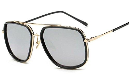 Europeas Y Americanas Gafas De Grey Driving De Sunglasses Beach Party Sol Moda UY7UIHXq