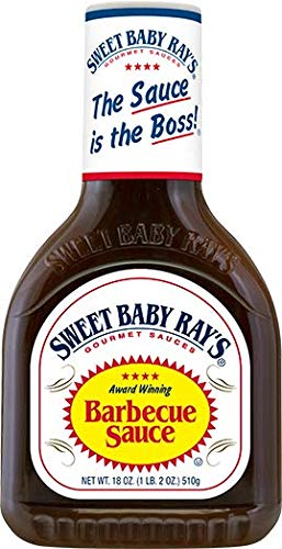 (Sweet Baby Rays Sauce Bbq PACK OF 3 18 OZS)