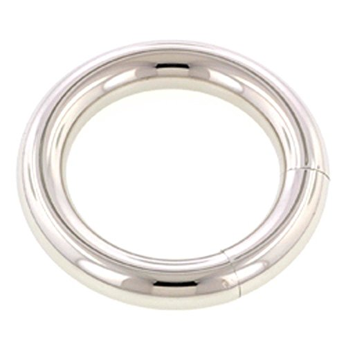 Surgical Steel Smooth Segment Ring - 3.2mm (Smooth Segment Rings)