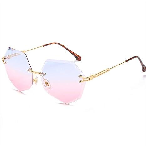 Yangjing-hl CatEye Gafas de Sol Mujer Gafas de Sol Gafas ...