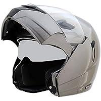 Vega Boolean Anthracite Flip-up Helmet-M