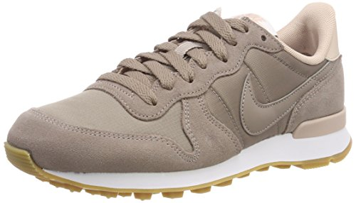 particle 205 sepia Beige Wmns Nike Stone Donna Stone Marrone Internationalist sepia Sneaker O7xqHR