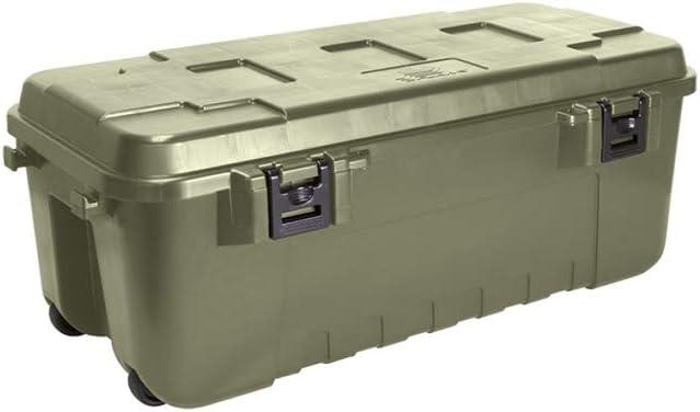 プラノ(PLANO) FIELD TRUNK XXL(フィールドトランク) 簡易防水 グリーン 100L