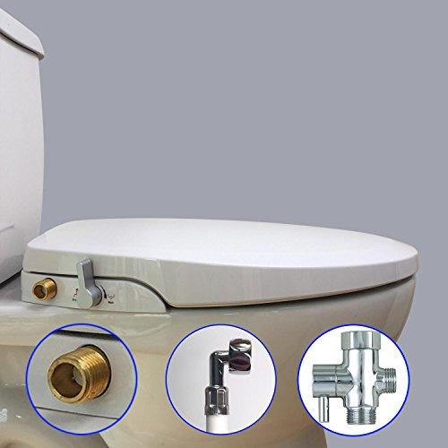 Astonishing Hibbent Non Electric Bidet Toilet Seats With Cover No Ibusinesslaw Wood Chair Design Ideas Ibusinesslaworg