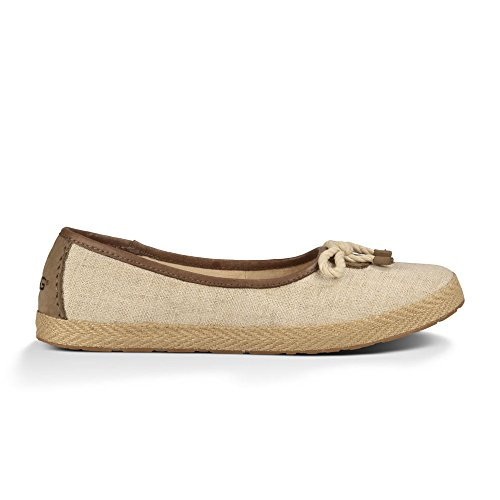 Ugg Womens Syleste Flat Natural