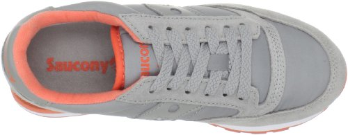 Original Basse Orange SauconySaucony da Jazz Ginnastica Donna Grey Scarpe 7XqU5