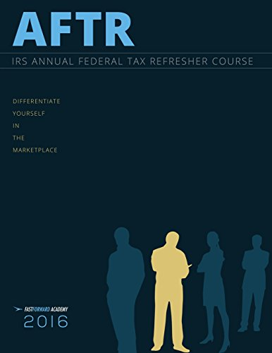 2016 Annual Federal Tax Refresher Course