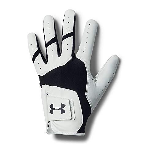 Under Armour Tour Cool Golf Glove, Black//Black, Left Hand ()