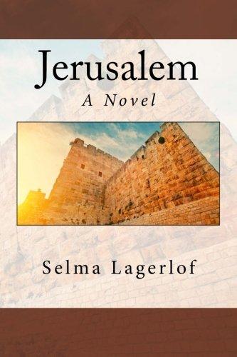 Jerusalem: A Novel (Alexander Swanston)