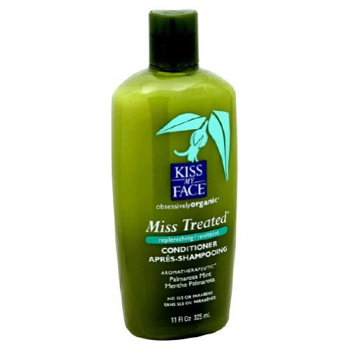 Kiss My Face - Conditioner Miss Treated Natural Replenishing Palmarosa Mint...