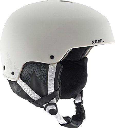 Anon Women's Lynx Helmet, White, - Anon Goggles White