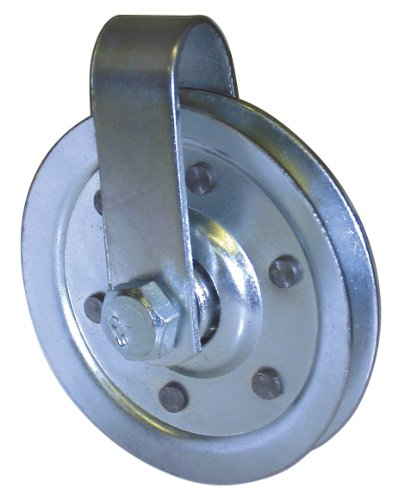 Ideal Security Inc SK7113 3-Inch Pulley Galvanized