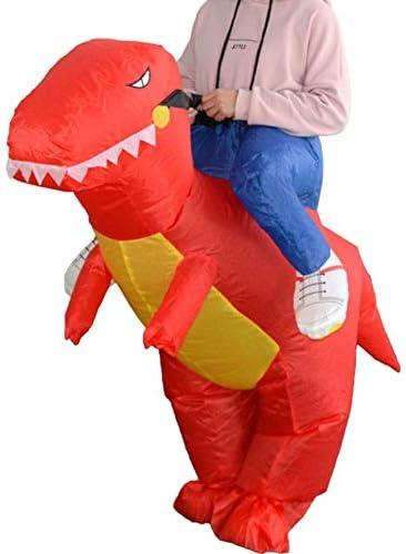 VCB Disfraz de Dinosaurio Inflable Divertido para Montar Ropa de ...