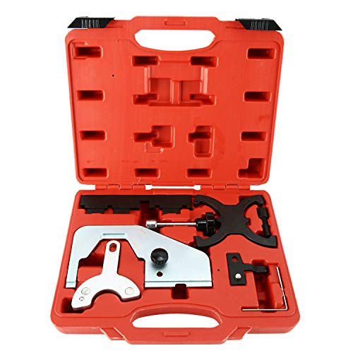 8milelake Engine Timing Tool Kit Compatible for Ford Volvo 1.6L 2.0L T4 T5 ()