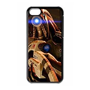 Mass Effect iPhone 5c Cell Phone Case Black as a gift I698769