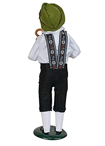 Byers Choice Oktoberfest Man Caroler Figurine 4835M from The Specialty Characters Collection New 2018