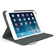 Logitech Folio Protective Case for iPad Mini, Carbon Black (939-000876)