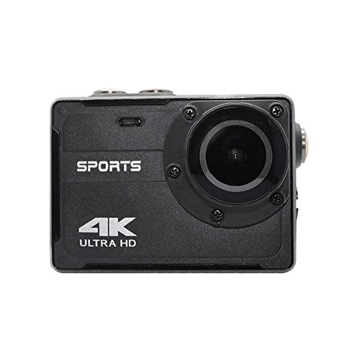 bxbxYY Waterproof Sports Camera, 4k Ultra Clear Video, 16 Megapixel Outdoor Sports Camera, 150 Degree Super Wide Angle, Hd Resolution, Diving Waterproof Camera