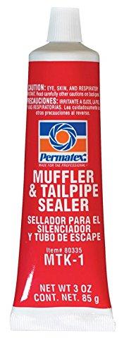 Price comparison product image Permatex 80335 3 Oz Muffler & Tailpipe Sealer