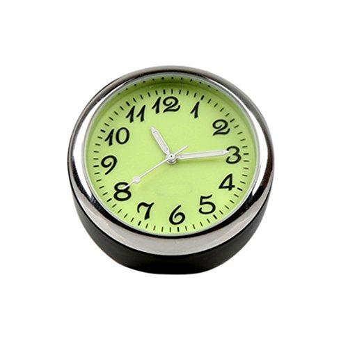 Center Dash Clock - idain Car Dashboard Clock - Mini Vehicle Clock Decoration