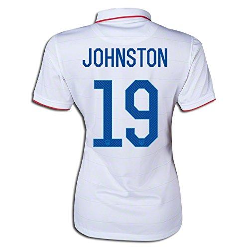 Nike 2014 USA Women's Soccer Team Home Jersey Size XS
