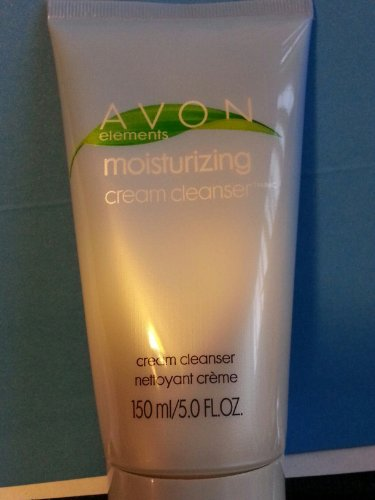 Avon Elements Moisturizing Cream Cleanser