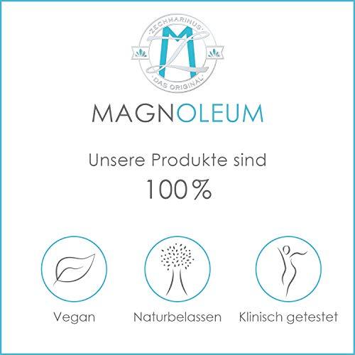 Cloruro de magnesio también para DIY - Magnesio de aceite de fabricación - maquillaje - Vegan - Magnesio - Original ZECH piedra - Natural maquillaje: ...