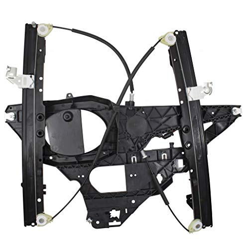 Passengers Front Power Window Lift Regulator with Motor Assembly Replacement for Ford Expedition Lincoln Navigator 6L1Z 7823394 A ()
