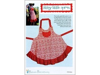 Cabbage Rose Sassy Little Apron Ptrn for sale  Delivered anywhere in USA