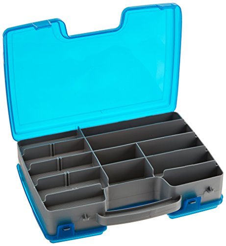 Plano large 2 sided tackle box outdoor store for Large tackle boxes for fishing